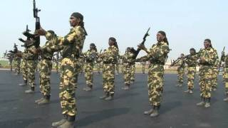 Download CRPF - RIFLE DRILL DEMONSTRATION ON THE OCCASION OF CRPF ANNIVESARY 2011.mpg Video