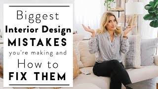Download INTERIOR DESIGN | Common Interior Design Mistakes You're Making and How to Fix Them Video