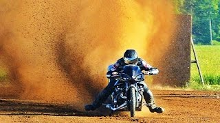 Download DIRT DRAG BIKES WIDE OPEN THROTTLE 3 Video