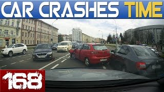 Download Dash Cam Accidents Compilation - Episode #168 HD Video