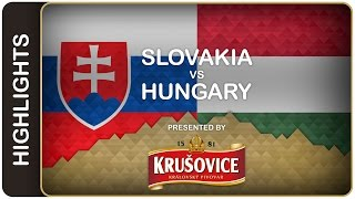 Download Slovakia opens the Worlds with a win | Slovakia-Hungary HL | #IIHFWorlds 2016 Video