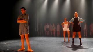 Download Mehola″ Israeli Dance Company″ להקת מחולה- ″גם זה יעבור″,″יפה כלבנה″   2015 -כוריאוגרפיה: יניב הופמן Video