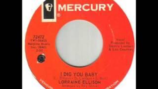 Download Lorraine Ellison I Dig You Baby Video
