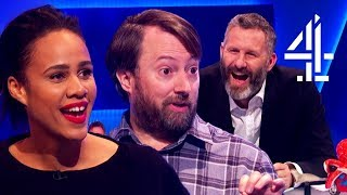 Download Liam Neeson's Racial Comments, with David Mitchell & Zawe Ashton | The Last Leg Video