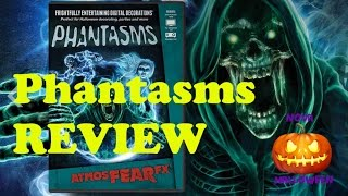 Download AtmosFearFX Phantasms DVD Review - Best Halloween Decoration Ever? Video