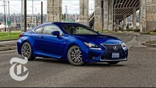 Download 2016 Lexus RC F | Driven: Car Reviews | The New York Times Video