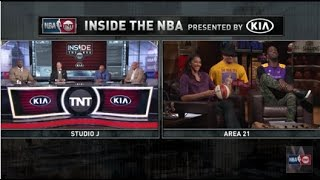 Download Area 21: Best in the West | Inside the NBA | NBA on TNT Video