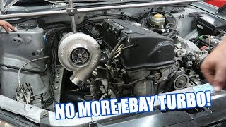 Download Making a New Turbo Manifold for the Hondaru! Video