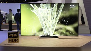 Download Innovation in Sony 2016 TVs | CES 2016 | Crutchfield video Video