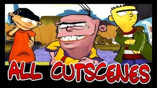 Download Ed, Edd n Eddy: The Mis-Edventures All Cutscenes | Full Game Movie (PS2, Xbox, Gamecube, PC) Video