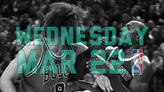Download NBA Daily Show: Mar. 22 - The Starters Video