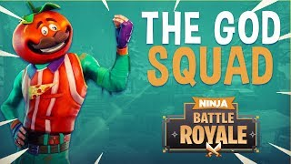 Download The God Squad! - Fortnite Battle Royale Gameplay - Ninja Video