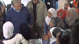 Download Día Mundial de los Refugiados 2017: Trabajemos por un futuro mejor juntos Video