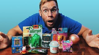 Download Dad's Mystery Surprise Toy Unboxing Video