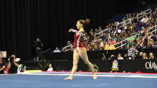 Download Carlotta Ferlito - Floor Exercise - 2014 AT&T American Cup Video