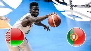 Download Belarus v Portugal - Full Game - Class. 9-12 - FIBA U20 European Championship Division B 2018 Video