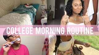 Download REAL College Morning Routine: Fall 2016 | BeautybyTommie Video