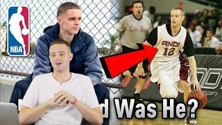 Download Professor Reacts 'How Good Is Professor Actually?' Viral Video.. Should be in nba? Does he carry? Video