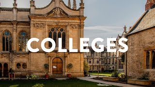 Download Oxford's colleges Video