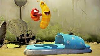 Download LARVA - SLIPPERS   Cartoon Movie   Cartoons For Children   Larva Cartoon   LARVA Official Video