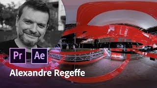 Download Masterclass avec Alexandre Regeffe | Production 360 et VR avec Premiere Pro | Adobe France Video