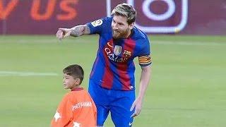 Download Lionel Messi Vs Cristiano Ronaldo • Respect Moments Video
