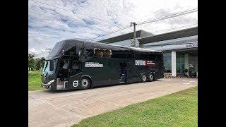 Download รถบัสนำเที่ยว โชติธิดา VOLVO B11Rแปดล้อ13.8เมตรคันแรกของเมืองอีสาน Video