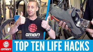 Download Top 10 Mountain Bike Life Hacks Video