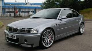 Download My Friend Bought A BMW M3 CSL Video