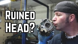 Download Head Shaving with a Belt Sander! Trail 70 Performance Mods Video