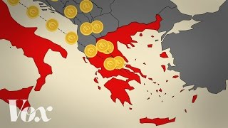Download How the euro caused the Greek crisis Video