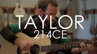 Download Taylor 214ce Video