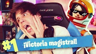Download MI PRIMERA VICTORIA MAGISTRAL EN FORTNITE Video