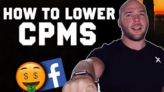 Download High CPMS? How to Reduce FB Ad CPMs & Lower Cost of Facebook Advertising Video