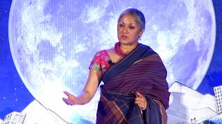 Download Telling Stories Outside Out. | Indira Chandrasekhar | TEDxNMIMSBangalore Video