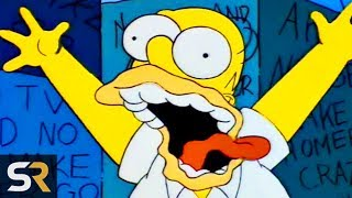 Download 15 Dark Facts About The Simpsons Treehouse Of Horror Video