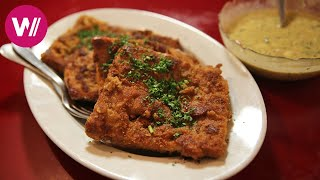 Download Lyon - Traditional dish: the cow's stomach | What's cookin' Video