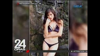 Download 24 Oras: Kaseksihan ni Jinri Park, kitang-kita sa calendar pictorial Video