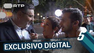 Download EXCLUSIVO DIGITAL: Beatriz Gosta nas Marchas 2019 | 5 Para a Meia-Noite | RTP Video