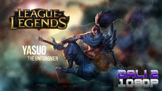 Download LoL Yasuo PC Gameplay 60fps 1080p Video
