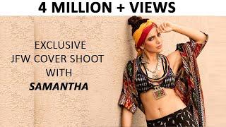 Download Samantha Gorgeous Photoshoot | JFW Cover PhotoShoot with Samantha | #Samantha | JFW Magazine Video
