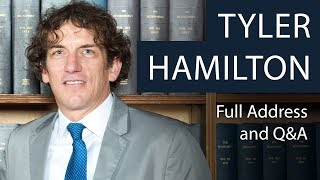 Download Tyler Hamilton   The Truth About Doping in Cycling   Full Talk and Q&A Video