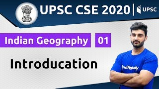 Download 10:00 AM - UPSC CSE 2020 | Indian Geography by Sumit Sir | Introducation Video