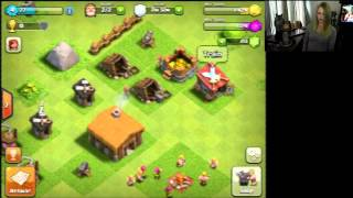Download Clash of Clans| Let's Build a Wall Video