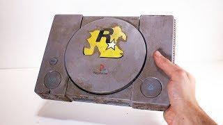 Download Restoring the original PlayStation (PS1) - Vintage Console restoration & repair Video