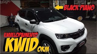 Download Envelopamento Lançamento Renault Kwid zero. Black Piano Video