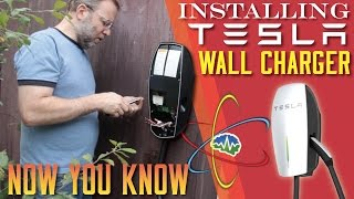 Download Installing Tesla Wall Charger Video