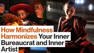 Download Limitations Are a Story We Tell Ourselves — Go Beyond Them with Mindfulness | Lawrence Levy Video