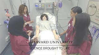 Download Harvard MEDscience brings science to life for local high-schoolers Video