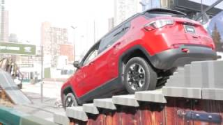 Download SURPRISINGLY CAPABLE 2018 Jeep Compass Trailhawk Video